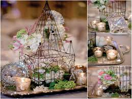 Vintage Glam Wedding Decor Decoration Ideas And Inspirations