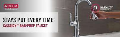 Delta Faucet 9178 Ar Dst Leland by Delta Faucet 9997 Ar Dst Cassidy Single Handle Bar Prep Faucet