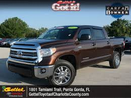 Used 2017 Toyota Tundra For Sale | Punta Gorda FL Toyota Tundra Limited 2017 Tacoma Overview Cargurus 2018 Review Ratings Edmunds Used For Sale In Pueblo Co Trd Sport Debuts Kelley Blue Book New Specials Sales Near La Habra Ca 2016 Toyota Tundra Truck Sale In Hollywood Fl 2007 Sr5 For San Diego At Classic Rock Warrior Unique And Toyota Pickup Trucks Miami 2015 Crewmax Deschllonssursaint Vehicles Park Place
