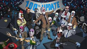 Payday 2 Halloween Masks Disappear by Payday 2 Update 100 Overkill Software