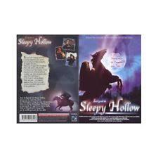 The Haunted Pumpkin Of Sleepy Hollow 2003 by Legend Sleepy Hollow Dvd Ebay