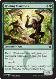 modern temur delver magic the gathering
