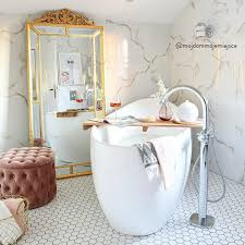 me time at home spa westwingnow kleine badezimmer design