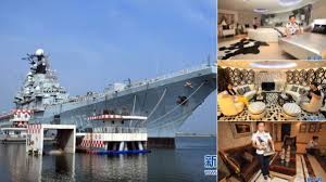 100 Aircraft Carrier Interior Chinas Tacky Luxurious Is Perfect For