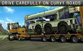 Cargo Dump Truck Driver Simulator PRO Europe 2018 For Android - APK ...