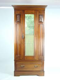 Tall Slim Cabinet Uk by Tall U0026 Slim Antique Edwardian Wardrobe 241158 Sellingantiques
