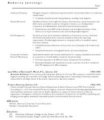 Lawyer Resume Tips Of Examples Feat General Counsel