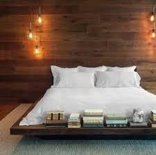 oregon low platform bed solid wood natural bed co home