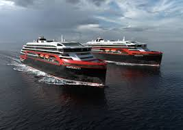 Cruise Ship Sinking 2007 by Hurtigruten New Expedition Cruise Ships To Have Full Hybrid