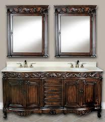 Bathroom Vanities 42 Inches Wide by 73 Inch Mayfield Vanity Double Sink Vanity Antique White Vanity