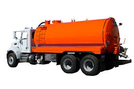 3300 IMP. GALLON SEPTIC TRUCK