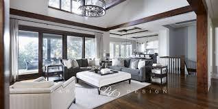 100 Bungalow Living Room Design Transitional Parkyn Interior Oakville