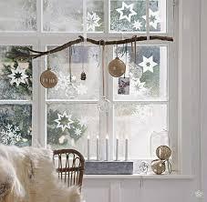 fensterbilder zu weihnachten basteln ideen mit