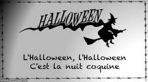 Halloween Two Voice Poems The by C U0027est La Nuit Short French Halloween Song Youtube