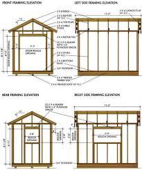 12x12 Shed Plans Pdf by Garden Shed Plans Pdf Backyard