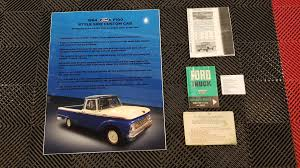 1964 Ford F100 For Sale #89980 | MCG 1964 Ford F100 For Sale Classiccarscom Cc1042774 Fordtruck 12 64ft1276d Desert Valley Auto Parts Looking A Vintage Bring This One Home Restored Interior Of A Ford Step Side F 100 Ideas Truck Hot Rod Network Pickup Ozdereinfo Demo Shop Manual 100350 Series Supertionals All Fords Show Old Trucks In Pa Better Antique 350 Dump 1962 Short Bed Unibody Youtube Original Ford City Size Diesel Delivery Truck Brochure 8