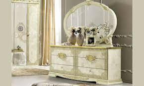 details zu kommode schlafzimmer highboard leonardo beige hochglanz italienische stilmöbel
