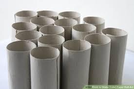 Image Titled Make Toilet Paper Roll Art Step 1