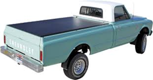 Truxedo Lo Pro Tonneau Cover For 1967-1972 GMC C35/C3500 Pickup 7.8 ...