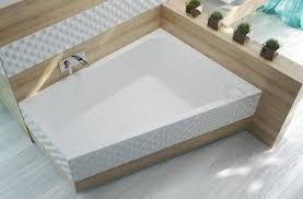große badewanne eckbadewanne wtl free 135 x 175 cm rechts