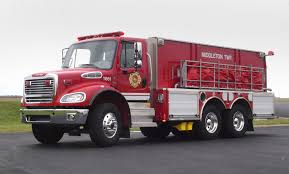100 Hme Fire Trucks Middleton TWP Department Setcom New Deliveries HME Inc