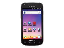 Galaxy S Blaze 4G T Mobile Phones SGH T769NKBTMB