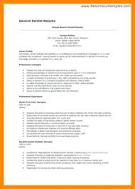 Dental Receptionist Resume Objective Examples Dentist Resumes Unique Of Assistant