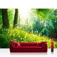 fototapete forest wald tapete wald bäume natur baum grün grün no 30 größe 400x280 cm material fototapete vlies premium plus