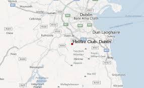 range forecast for dublin hellfire club dublin mountain information