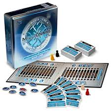 Who Wants To Be A Millionaire Board Game Special Tin Presentation