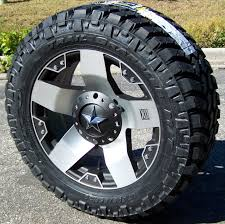 100 20 Inch Truck Rims Rockstar On Nitto Tires Rockstar S