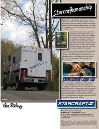 2009 Starcraft Truck Campers Brochure | RV Literature 2009 Starcraft Truck Campers Brochure Rv Literature Rvmh Hall Of Fame Museum Library Conference Center Setting Up Your Camper 17 Steps 2016 Comet Hardside H1235fd Folding Bedford Va Rvnet Open Roads Forum What Was Your First Pu 2409 Popup Setup Support Jacks Youtube Fords American Road If Youre Inrested In The 2000 1100 Rutland Ma Manns In Bed Info Washington Fly Fishing Used Softside Lonestar At Bullyan Camp Lite The Small Trailer Enthusiast