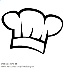 Chef Hat With Spoon And Fork Stock Illustration Icon
