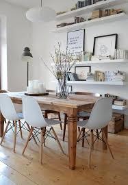 tisch ist fertig esszimmer regale modernes esszimmer