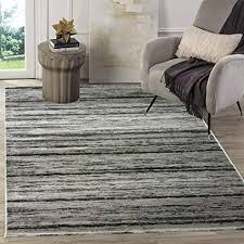 de siela teppich wohnzimmer grau kurzflor teppich
