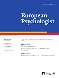 european psychologist 1 2018 by hogrefe issuu
