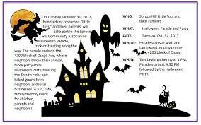 West Chester Halloween Parade by Spruce Hill Community Association