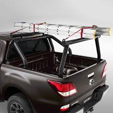 100 Truck Rack Accessories UP1AACLRB Black Ladder Mazda