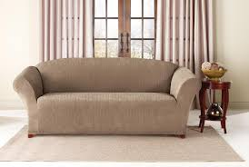 furniture sure fit couch covers sure fit recliner cover sofa