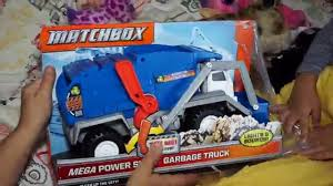 Matchbox Garbage Truck Surprise Toy UNBOXING: Playing Recycling With ... Matchbox Garbage Truck Large Walmartcom Amazoncom Power Launcher Toys Games Matchbox Garbage Truck With Sounds Youtube Largescale Recycling 15 Amazonca Why Did I Buy That Toy 08 Trucks At Blaster Mattel Stinky The R0858 Lot48 6 Matchboxstreet Streakmaintence Truckgarbage Truck Lrg Amazon Exclusive Online From Fishpondcomau Upc 7084796902 Real Talking Mini 2017 Gulper 18125 Black Green