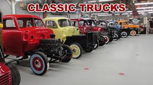 100 Custom Truck Shops S Classic S And Restoration YouTube
