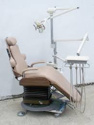Marus Dental Chair Upholstery by Pelton U0026 Crane Chairman W Traverse Lf2 Light Adec Unit Pre