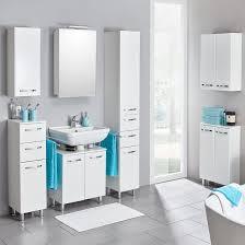 waschbecken unterschrank blanca schmal
