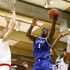 NCAA Zion Williamson Und Duke Blue Devils Verlieren Gegen Gonzaga