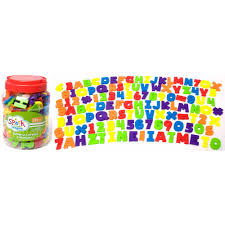 120 Piece Magnetic Letters and Numbers Set Walmart