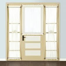 front doors door ideas sidelight curtain sidelight door panel