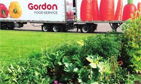 100 Gfs Trucking Gordon Food Service Canadian Stewardship Report