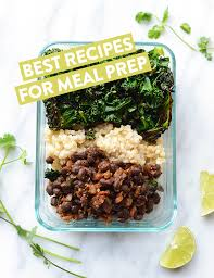 Best Healthy Meal Prep Recipes