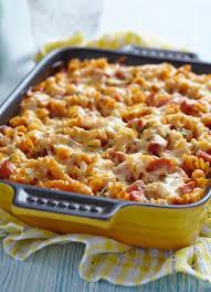 recette macaronis et jambon