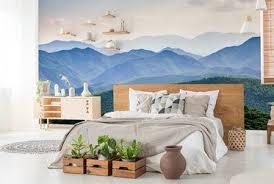 eine leuchtturmpromenade im schlafzimmer fototapete für